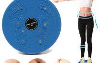 Диск здоровья или «грация» — упражнения для похудения талии, польза и вред тренажера