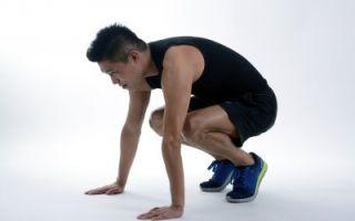 Упражнения для похудения ног в бедрах и ягодицах