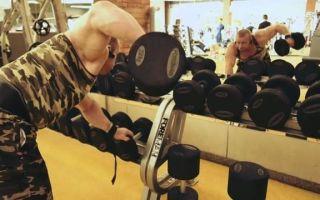 Рычажная тяга в хаммере для тренировки спины: виды и техники