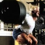 Том Платц: антропометрия, программа накачки сильных ног