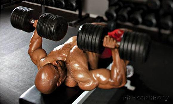 Самые эффективные упражнения для грудных мышц для девушек
