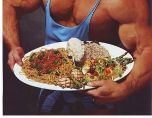 Основы правильного питания для набора мышечной массы мужчинам: меню на неделю