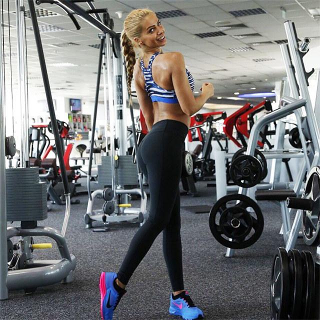 Топовая инстамодель Янита Янчева: тренировки, личная жизнь.