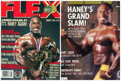 Этапы спортивной карьеры Ли Хейни и его достижения