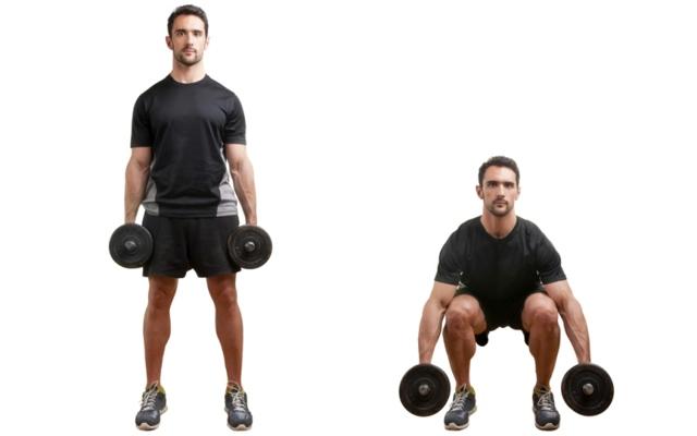 Программа тренировок мужчинам в домашних условиях на неделю