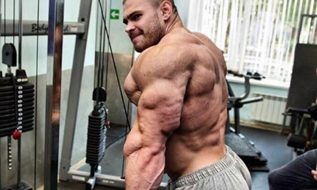 Бодибилдер Алексей Лесуков: рост, вес, показатели силы, тренировки