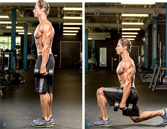 Квадрицепс: упражнения для прямой, латеральной, медиальной и промежуточной головок четырехглавой мышцы бедра