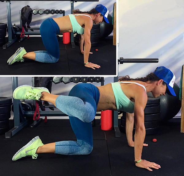 Лучшие упражнения на нижнюю часть ягодиц: как накачать низ ягодичных мышц