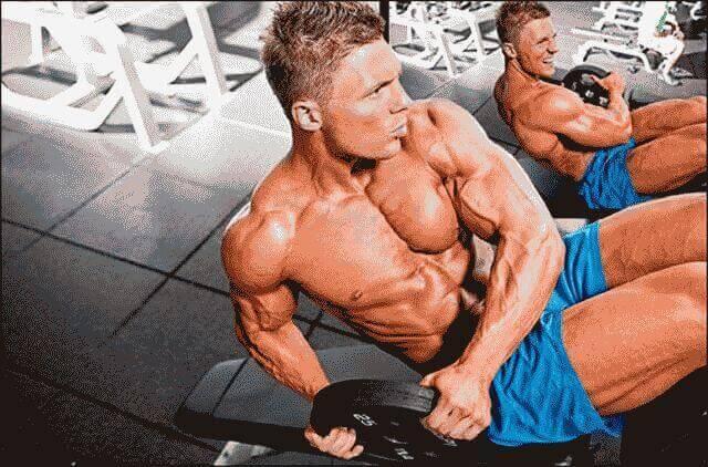 Упражнения на пресс: как накачать мышцы живота мужчине в домашних условиях