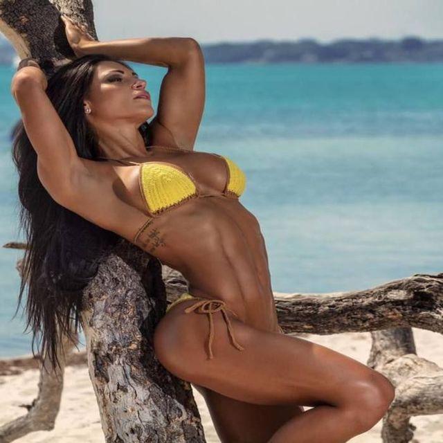 Анита Херберт (anita herbert): успехи и титулы фитнес-модели, фото
