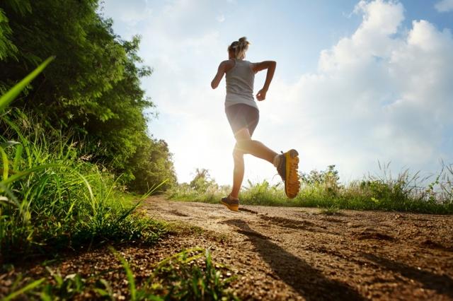 Интервальный бег для похудения: польза, программа тренировок