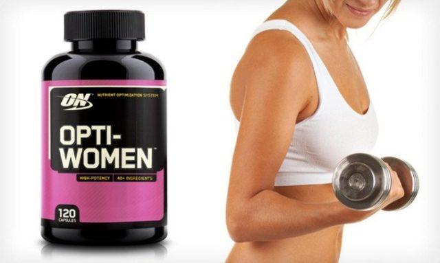 Витамины Опти-Вумен (opti-women): состав, инструкция по применению