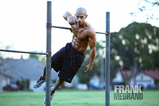 Фрэнк Медрано (frank medrano): краткая биография, спортивное кредо