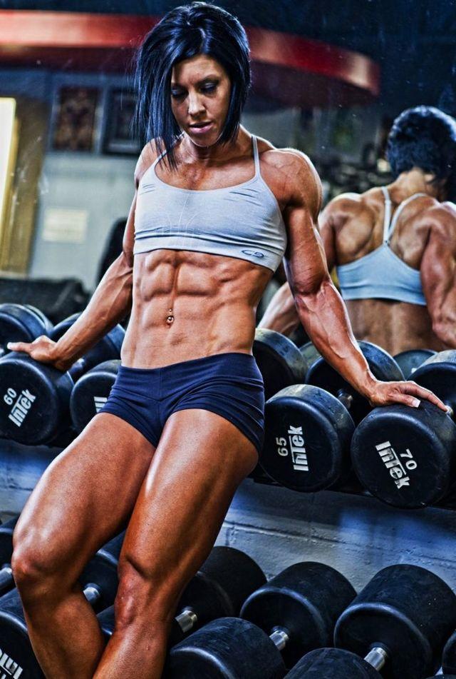 Дана Линн Бейли: биография, заслуги в спорте, тренировки