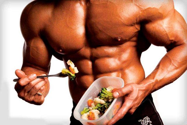 20 лучших продуктов для набора мышечной массы мужчинам