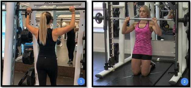 Жим штанги в Смите – секреты, особенности и правильная техника выполнения упражнения