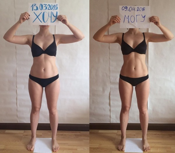 Сушка тела для девушек до и после фото: истории преображений