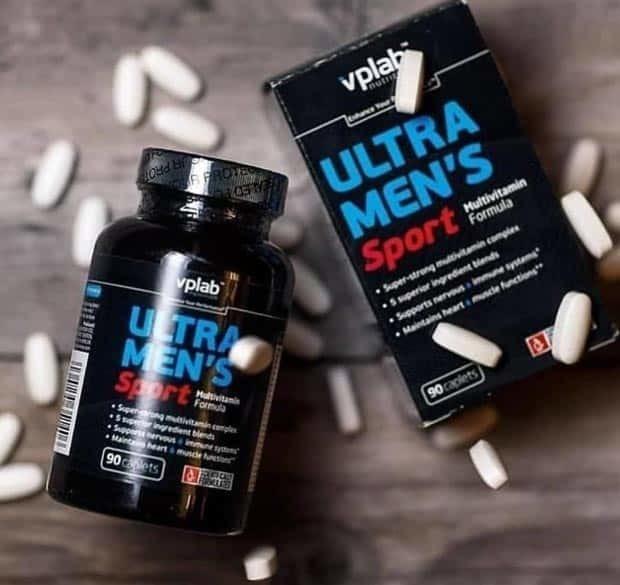 ultra men's sport multivitamin formula от vp laboratory: как принимать витамины для мужчин