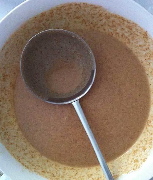 ПП блинчики: рецепт из цельнозерновой муки на молоке с фото