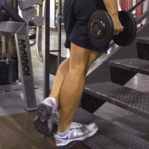 Трехглавая мышца голени: анатомия + топ 4 упражнения для мышц голени