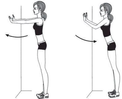 Отжимания для девушек: как научиться отжиматься и как правильно это делать девушке