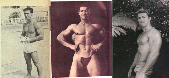 Биография, карьера и особенности тренировок Ларри Скотта