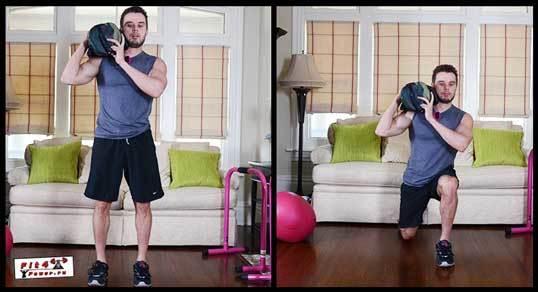 Тренировки дома для мужчин: режим и программы на неделю
