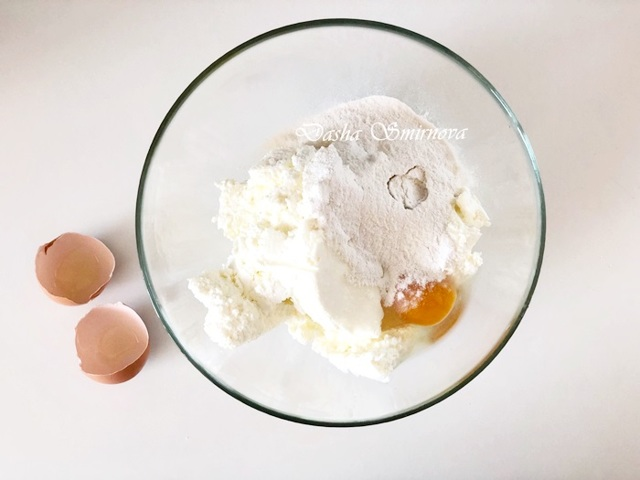 ПП сырники из творога: пошаговый рецепт на сковороде с фото