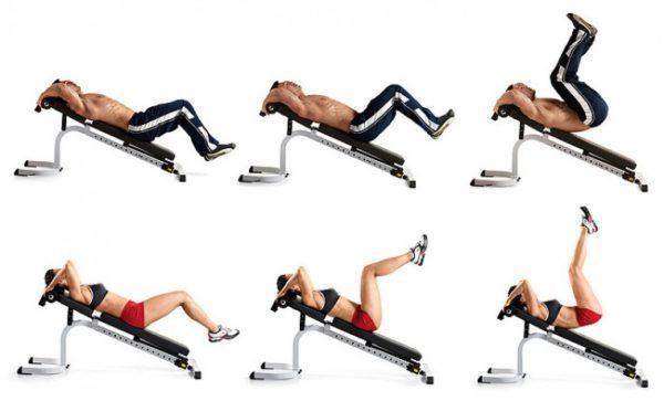 Лучшие тренажеры для мышц живота: как накачать пресс в тренажере