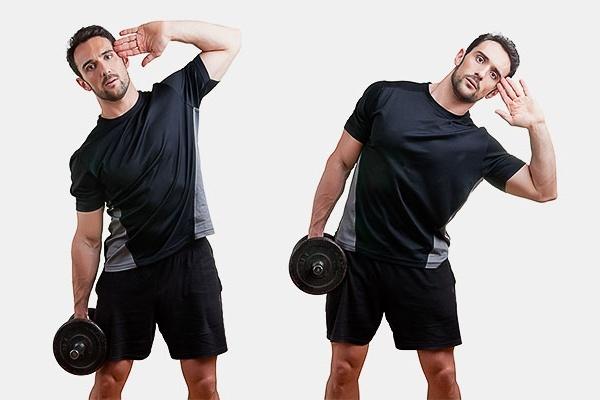 Лучшие упражнения на пресс в тренажерном зале для мужчин