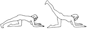 Бодифлекс для начинающих, упражнения и влияние на похудение