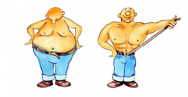 Как набрать массу тела худому парню (эктоморфу): питание и тренировки в домашних условиях
