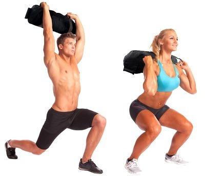 cэндбэг (sandbag): как выбрать мешок с песком для кроссфита, лучшие упражнения