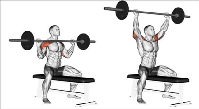 Упражнения на руки в тренажерном зале для мужчин: тренировка рук в спортзале