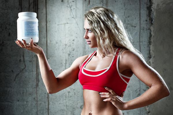Гейнер для худых девушек: как принимать для набора веса