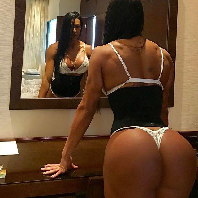 Грациана Барбоза: рост, вес, фото, тренировки.