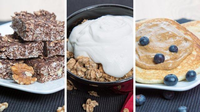 Рецепты для набора мышечной массы: 6 высокобелковых блюд для девушек и мужчин