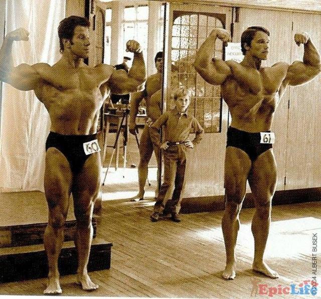 Бодибилдер Рег Парк, тренировки, успехи в спорте, заслуги