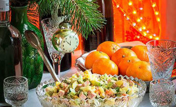 Разгрузочные дни после новогодних праздников: как провести разгрузку после Нового года