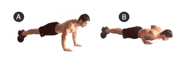 Отжимания от пола: какие мышцы работают, виды отжиманий, как правильно выполнять упражнение