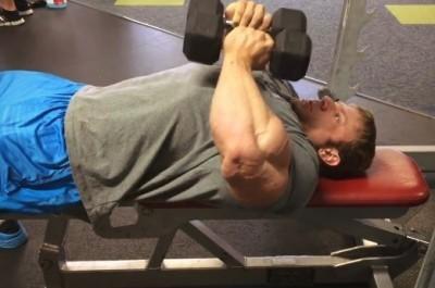 Пошаговая техника жима Свенда и вариации упражнения