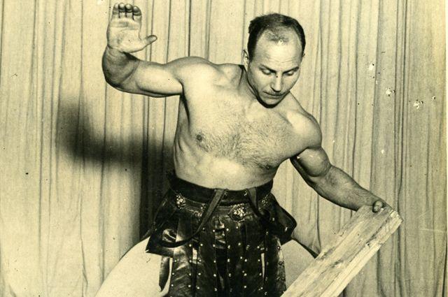 Александр Иванович Засс: биография и методика тренировок