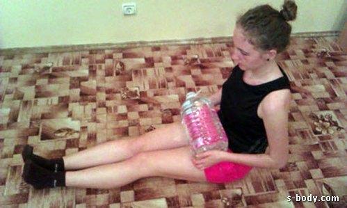 Хождение на ягодицах: техника и польза упражнения для женщин