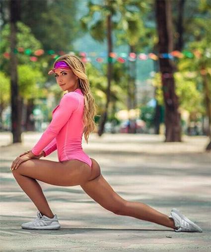 Екатерина Усманова: биография, достижения, тренировки, питание и фото