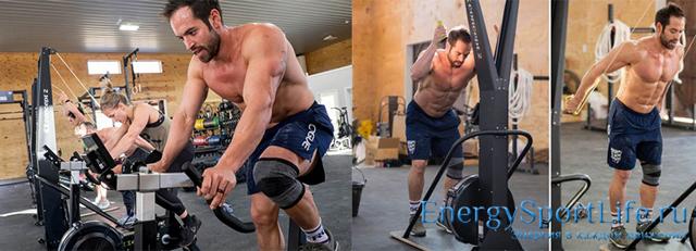 Рич Гаспари: тренировки, заслуги, жизнь вне спорта